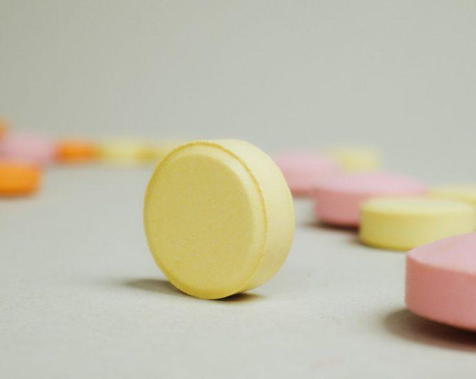 ziołowe tabletki